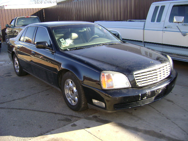 036r 2002 cadillac deville black vin4819. Cars Review. Best American Auto & Cars Review